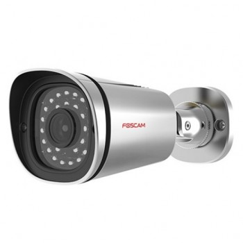 Foscam FI9901EP 4.0 Megapixel Plug&Play IP66 outdoor camera - 6x Zoom - POE